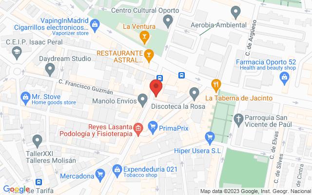 Administración nº300 de Madrid