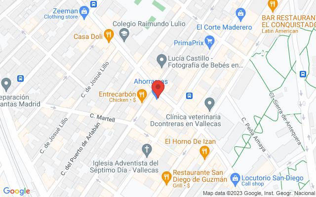 Administración nº457 de Madrid
