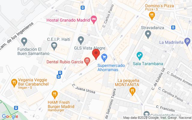 Administración nº345 de Madrid