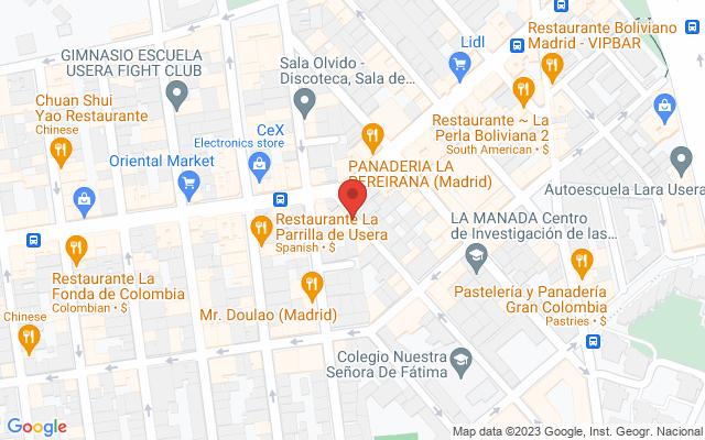 Administración nº307 de Madrid