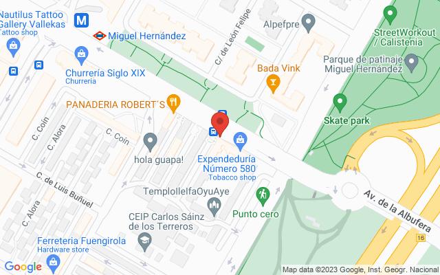 Administración nº326 de Madrid