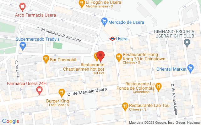 Administración nº171 de Madrid