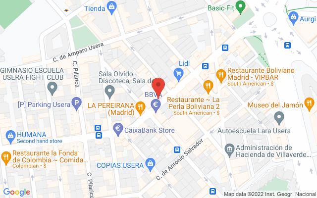 Administración nº135 de Madrid
