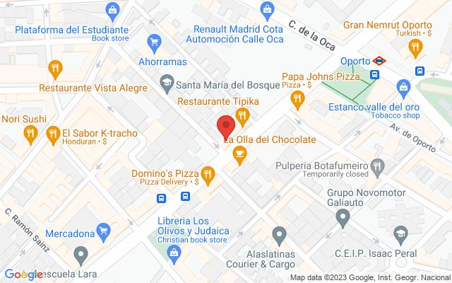 Administración nº301 de Madrid