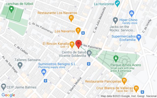 Administración nº486 de Madrid