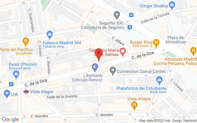 Administración nº221 de Madrid