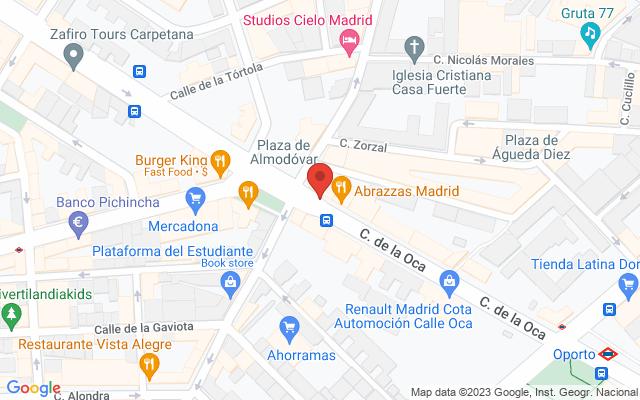 Administración nº496 de Madrid