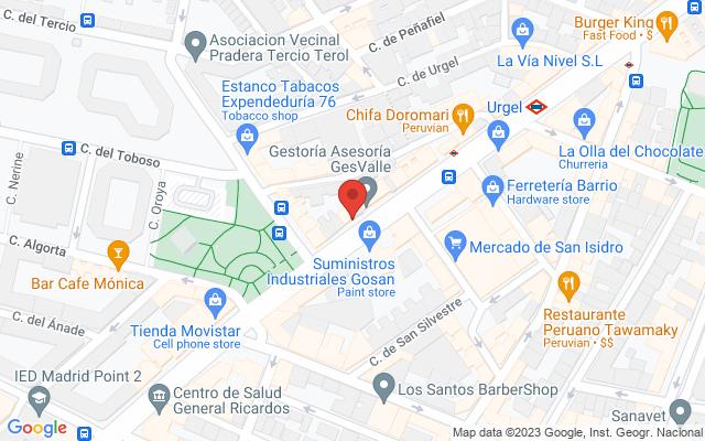 Administración nº180 de Madrid