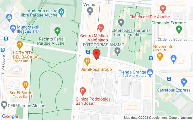 Administración nº341 de Madrid