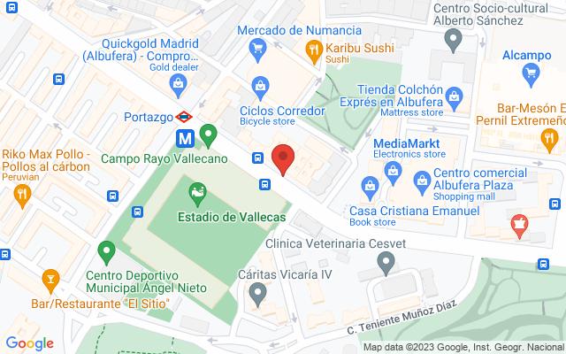 Administración nº240 de Madrid