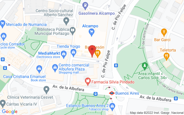 Administración nº243 de Madrid