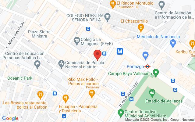 Administración nº285 de Madrid