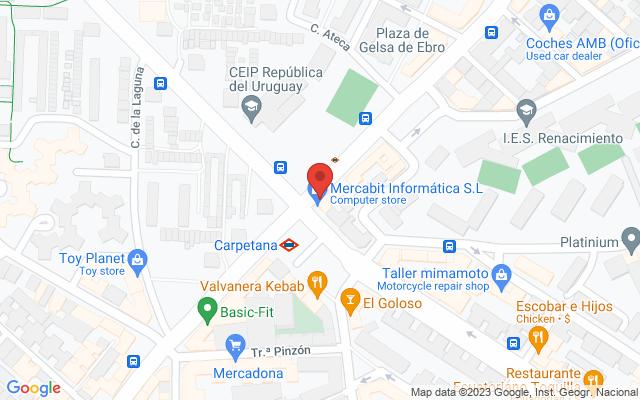 Administración nº220 de Madrid