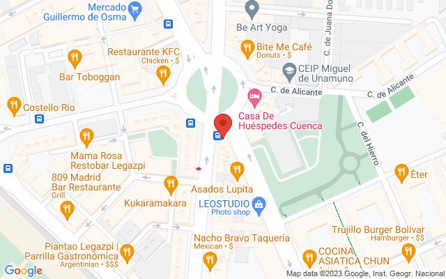 Administración nº446 de Madrid