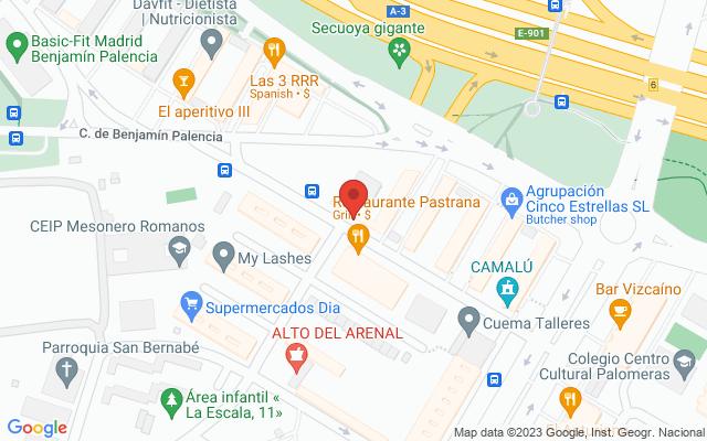 Administración nº329 de Madrid