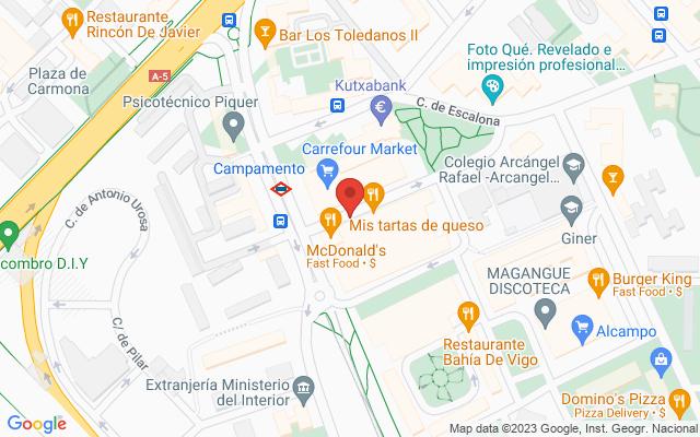 Administración nº215 de Madrid