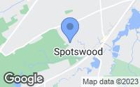 Map of Spotswood, NJ