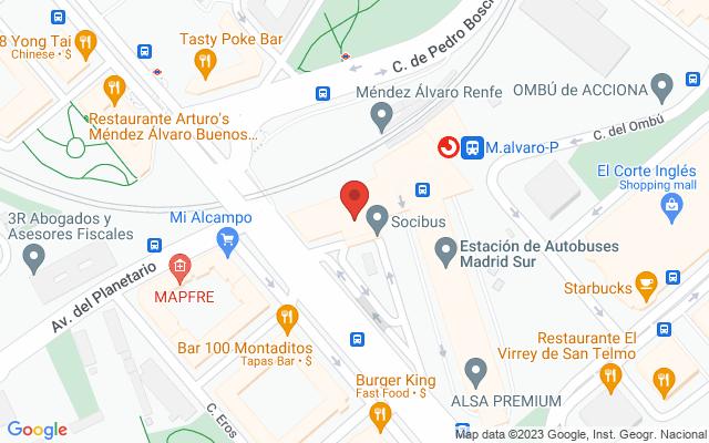 Administración nº492 de Madrid