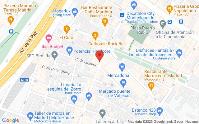 Administración nº5 de Madrid