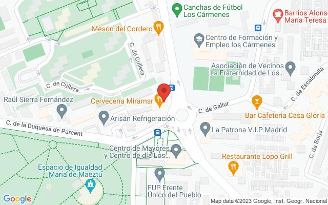 Administración nº343 de Madrid