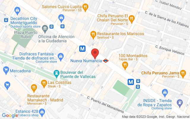 Administración nº61 de Madrid