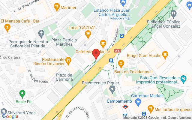 Administración nº216 de Madrid