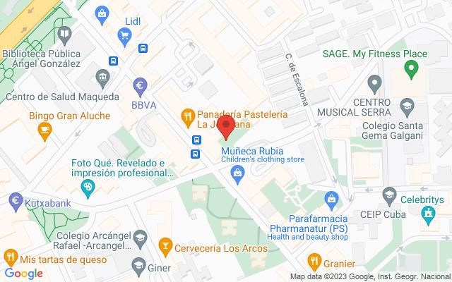 Administración nº299 de Madrid