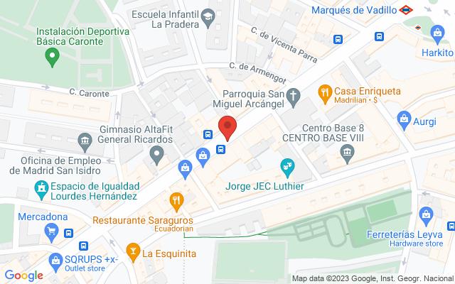 Administración nº12 de Madrid