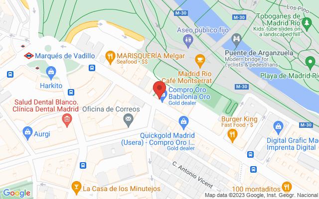 Administración nº111 de Madrid