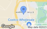 Map of Saratoga Springs, UT