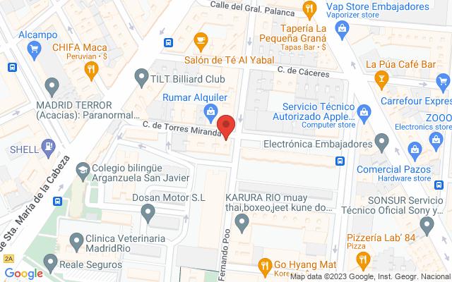 Administración nº339 de Madrid