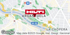 Tienda Hilti-Madrid (Alcobendas)