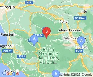 Karte für Antiquarium e Laboratorio di archeologia sugli scavi di Monte Pruno