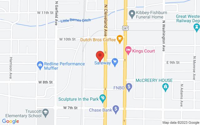 static image of 873 Cleveland Ave, Berthoud, Colorado