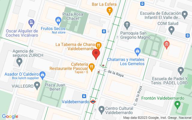 Administración nº525 de Madrid