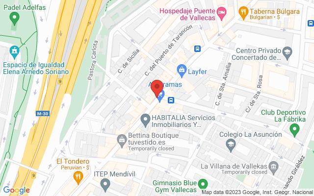 Administración nº33 de Madrid