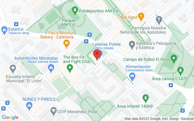 Administración nº315 de Madrid