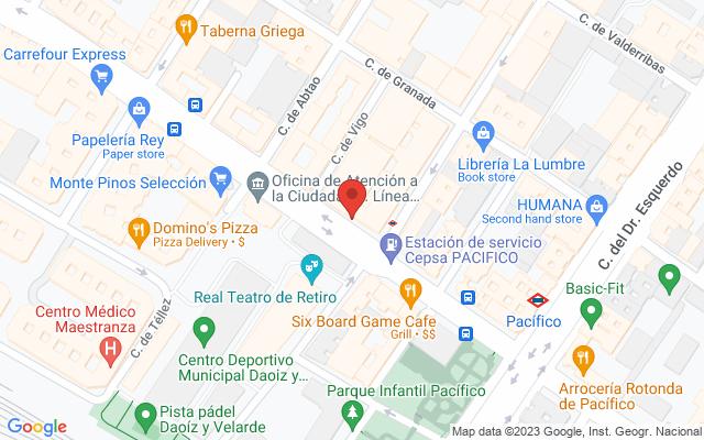 Administración nº404 de Madrid