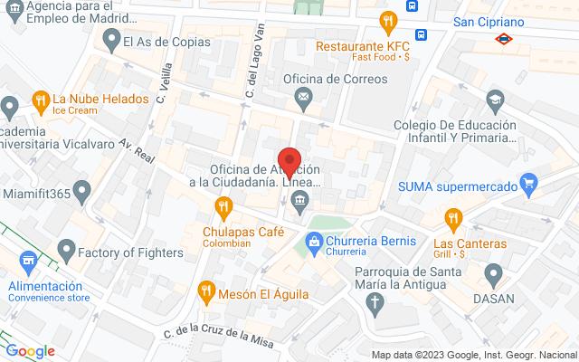 Administración nº134 de Madrid