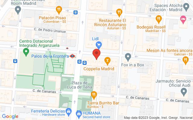 Administración nº186 de Madrid