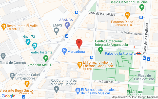 Administración nº518 de Madrid