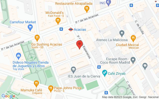 Administración nº32 de Madrid
