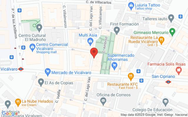 Administración nº483 de Madrid