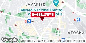 Tienda Hilti-Madrid (Vallecas)