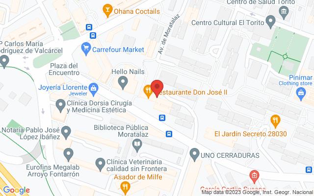 Administración nº120 de Madrid