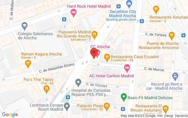 Administración nº337 de Madrid