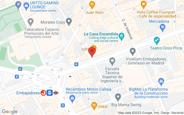 Administración nº65 de Madrid