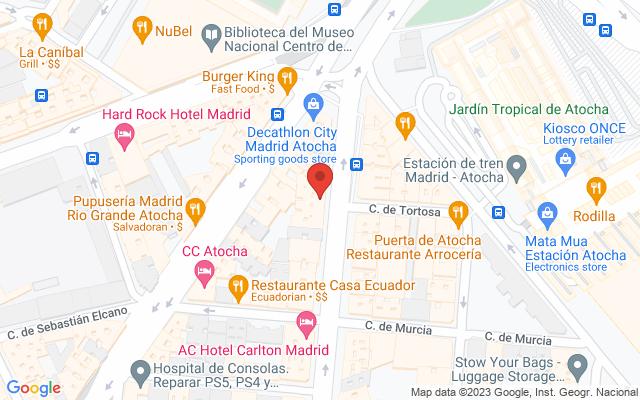 Administración nº17 de Madrid