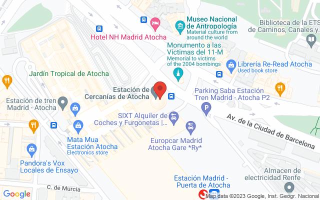 Administración nº459 de Madrid