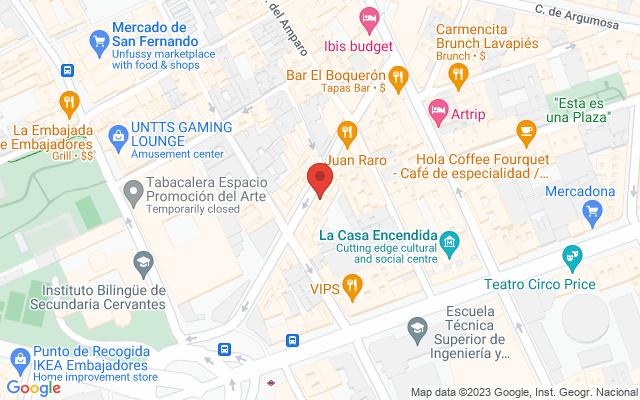 Administración nº278 de Madrid